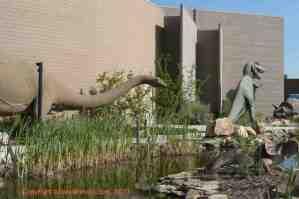 vernal dinosaurland