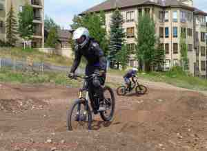pump track bike snowmass