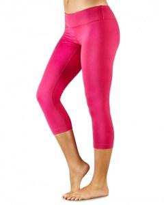 womens capris pink tommie copper