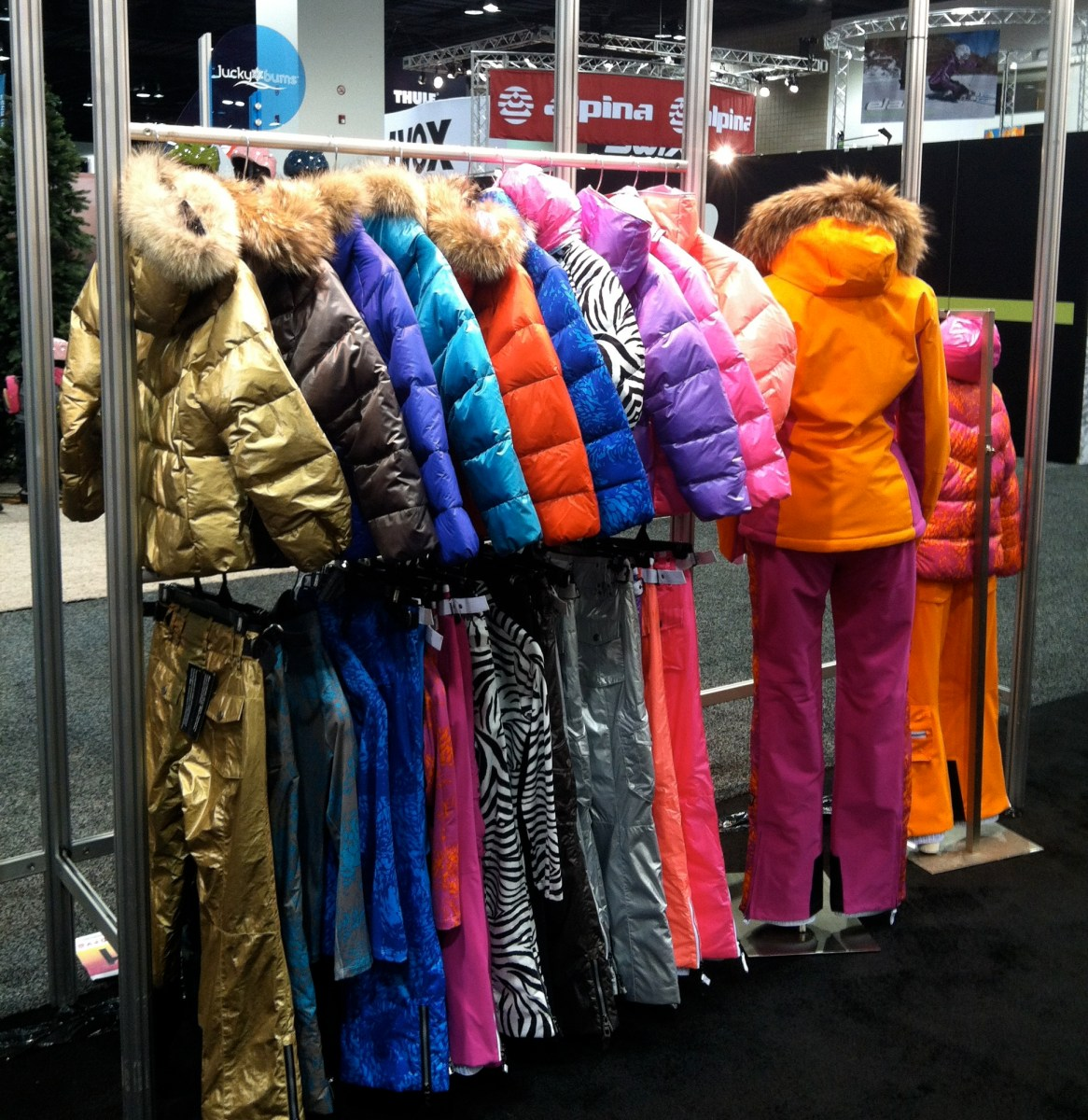 Ski Fashion 2014: Highlights from the SIA SnowShow