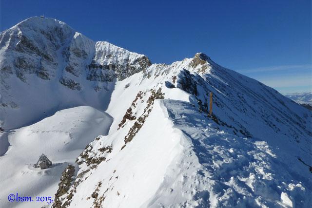 Big Sky, Montana: Two People.Two Days. America's Biggest Skiing.