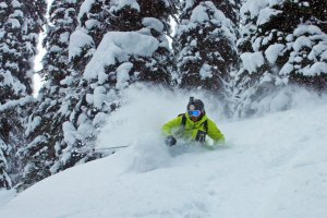 Every Day is a Powder Day For OpenSnow's Joel Gratz