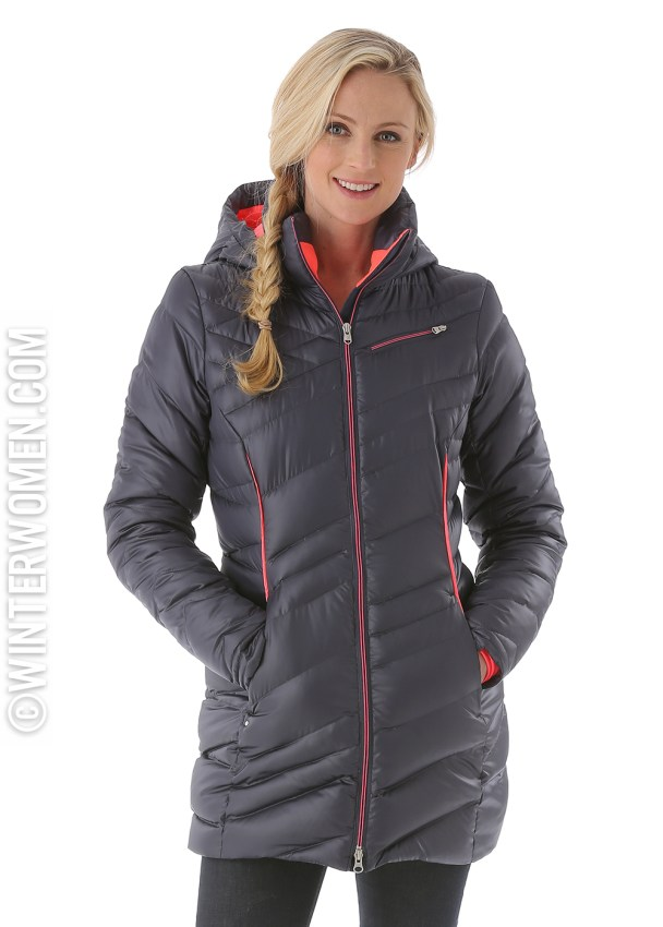 Trendy down jackets for the winter season 2015-2016