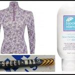 Gear Notes: S'No Queen, Block Island Organics Sunscreen, Speet Wax