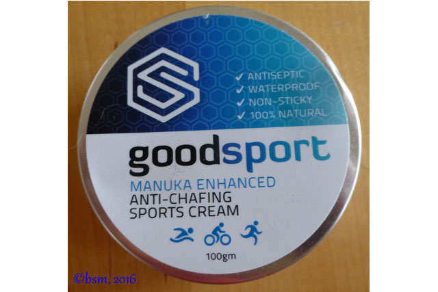 good sport manuka oil cream
