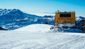 Big Ideas, Big Skiing at Powder Mountain, Utah