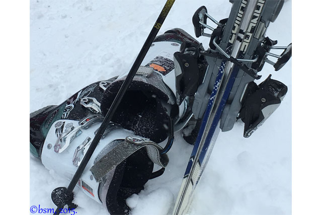 Rookie Mistakes: Skiing Edition