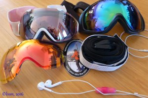Gear Notes: Goggles from Native and Smith, Mountain Goat Tote and Split Pea Sound