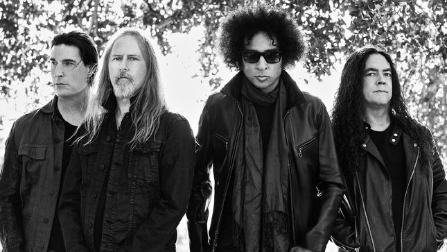 ALICE IN CHAINS Land At #1 On Billboard Rock, Alternative And Hard
