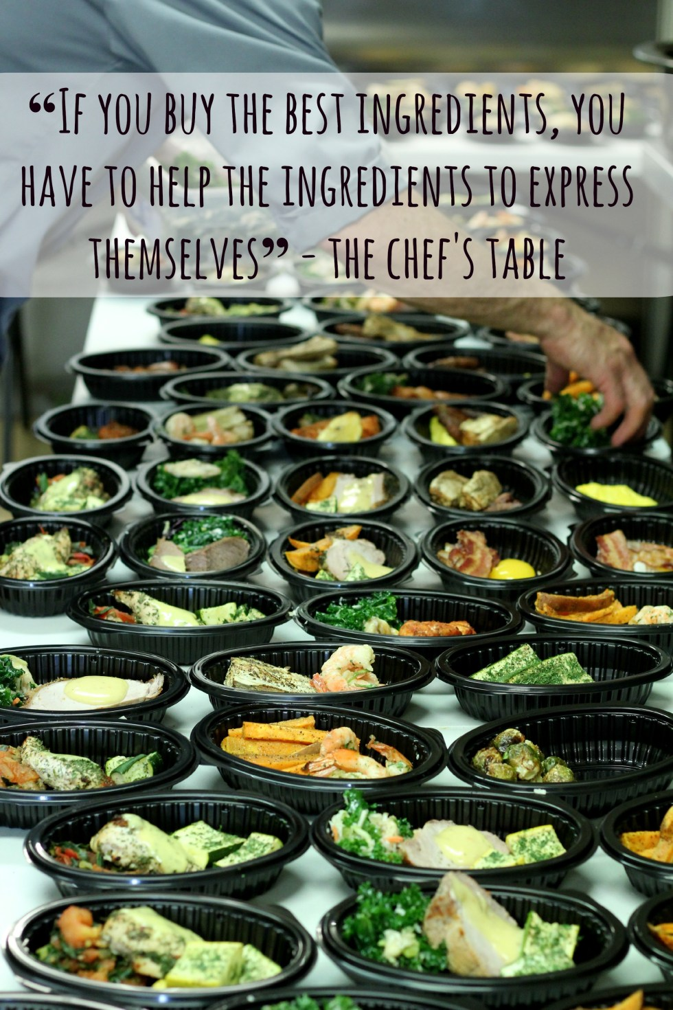 Chef's Table quote