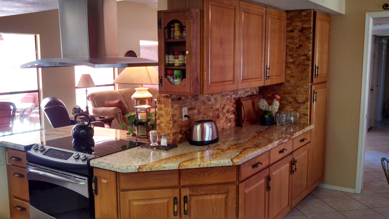 Resurfaced Kitchen Cabinets Before And After Kitchen Cabinets Phoenix Refinishing Bravo Resurfacing