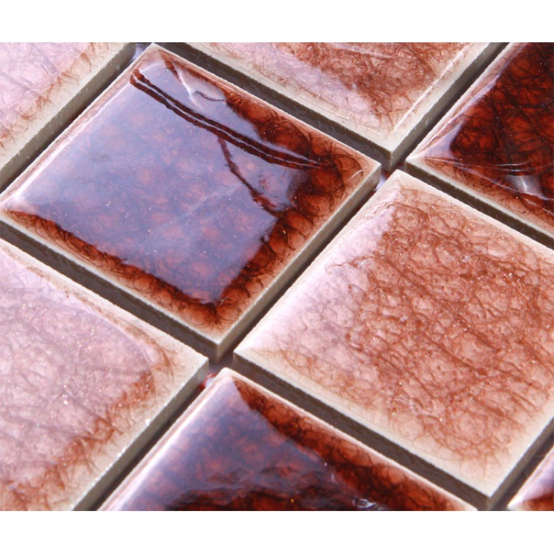 ceramic tile stickers crackle glass mosaic tile backsplash kitchen peel stick mosaic tiles kitchen bathroom backsplashes