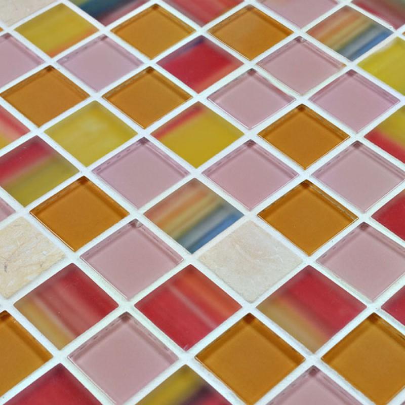 glass mosaic tiles crystal glass tile kitchen backsplash tile bathroom mosaic backsplashes pictures ideas tips hgtv hgtv