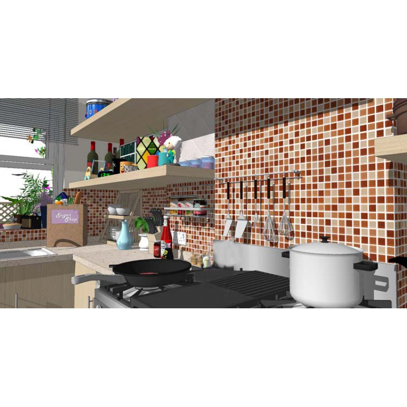 cyrstal glass mosaic tile backsplash kitchen floor sticker glass liner peel stick mosaic tiles kitchen bathroom backsplashes