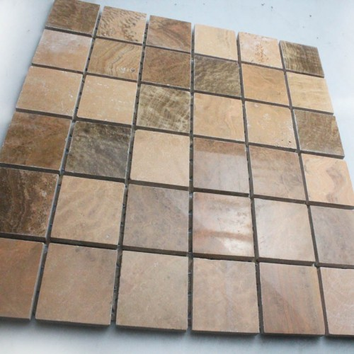 stone tiles mosaic tile brown kitchen backsplash wall sticker mosaic peel stick mosaic tiles kitchen bathroom backsplashes