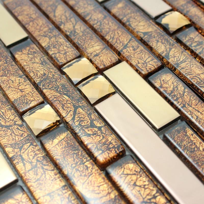 wall tiles kitchen backsplash stainless steel glass diamond mosaic mosaic backsplashes pictures ideas tips hgtv hgtv