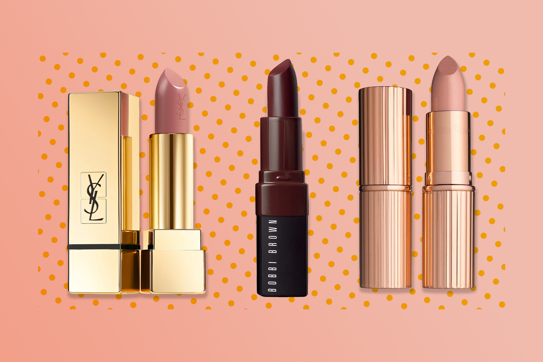 Nude Look Best Nude Lipstick For Every Skin Tone: Dark To Light Nudes | Style & Living