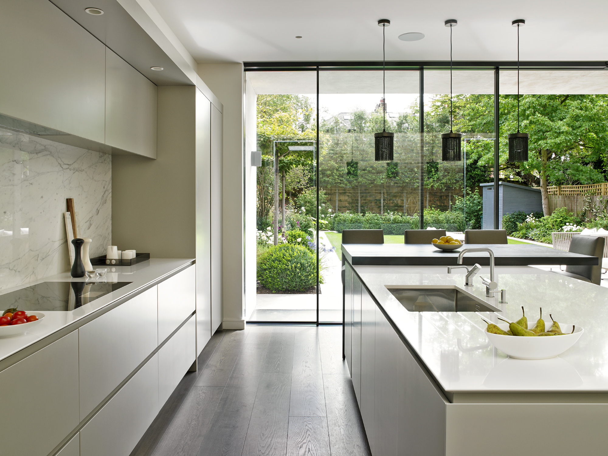 Folding Kitchen Island Uk Designing The Perfect Summer Kitchen