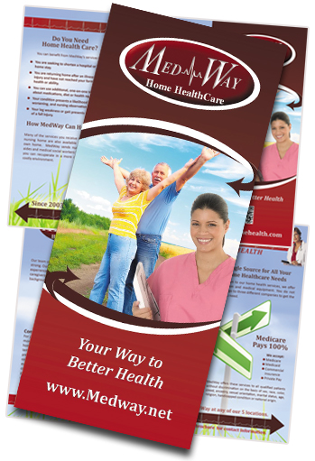 Home Health Care Brochure Samples - sample broucher