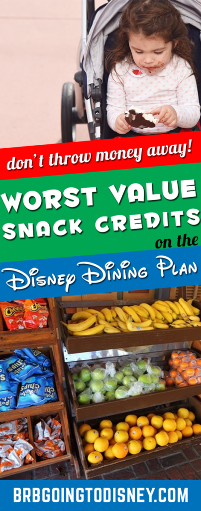 Best Stroller Money Can Buy 5 Snacks To Never Buy With The Disney Dining Plan Brb