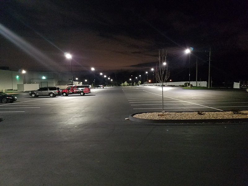 Parking Lot Lighting Pole Parking Lot Pole Lighting Installation & Repair | Parking