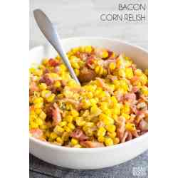 Small Crop Of Corn Side Dishes