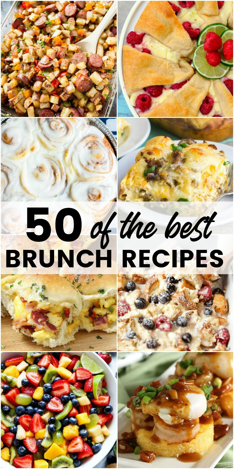 Brunch Best 50 Of The Best Brunch Recipes Bread Booze Bacon