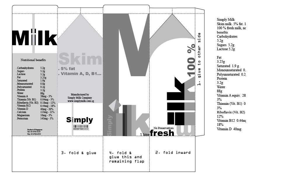 Client  M!LKBrief  Design an identity and innovative milk - client proposal sample