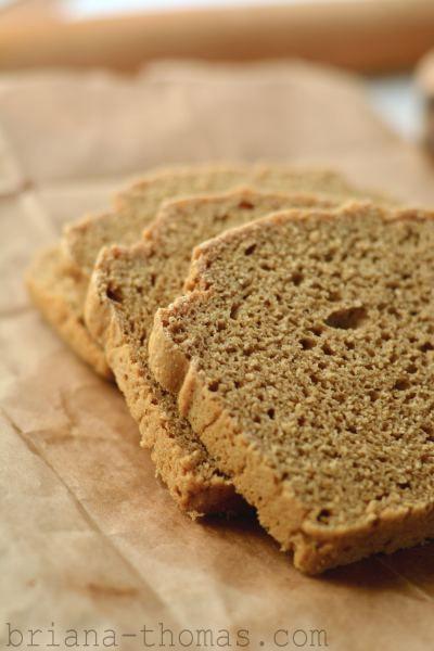 trim healthy mama bread