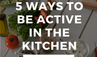 5 Exercises You Can Do While Making Dinner