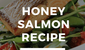 Honey Salmon Recipe With Sesame