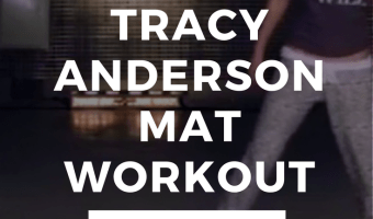 Tracy Anderson Method: Mat Workout Review