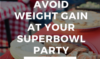 How to Avoid Superbowl Weight Gain