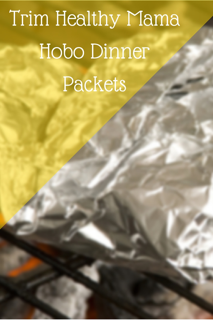 Trim Healthy Mama Hobo Dinner Packets