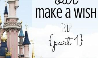 Smalls' Make A Wish Trip: Part 1