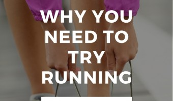 Why You Should Start Running