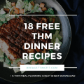 thm dinner recipes