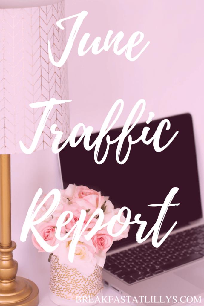 June Traffic Report