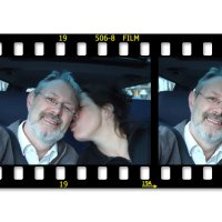 Photo Film Strip Template