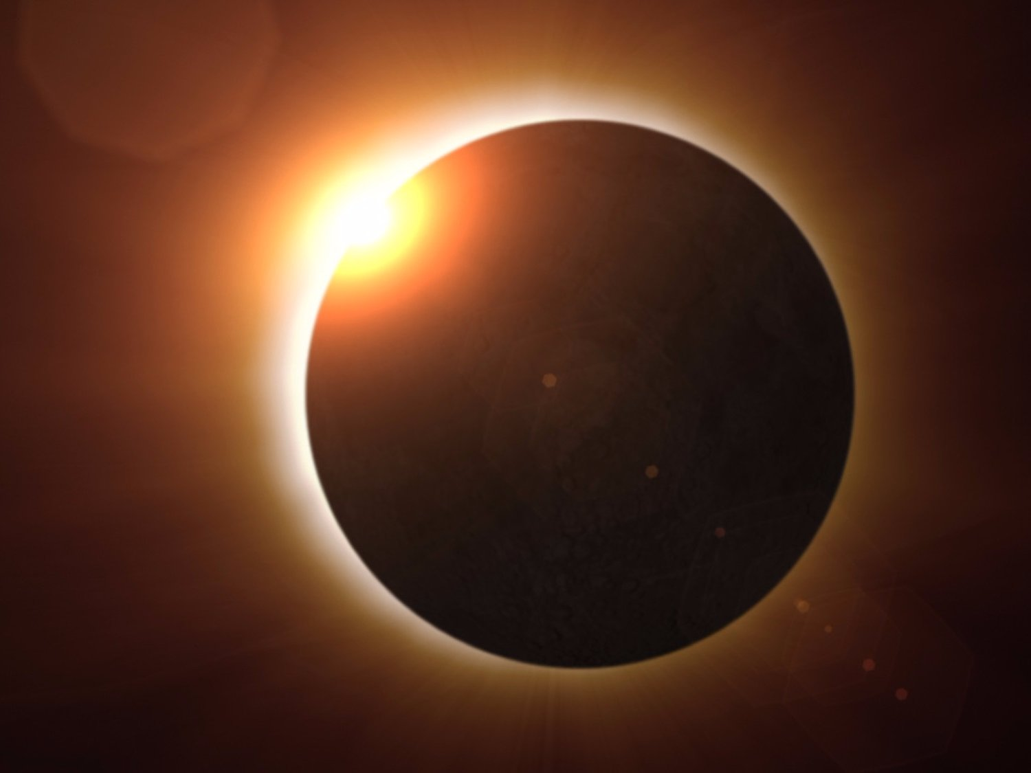 Sol A Clipser Total Solar Eclipse Happening Today Belize News And