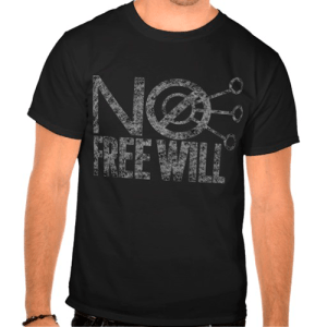 NO-FREE-WILL-TSHIRT