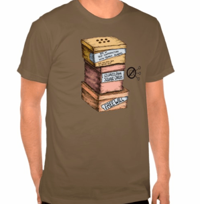 Boxes of Contradictions Color - T-Shirt