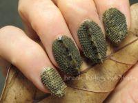 Lizard skin nails   Break rules, not nails