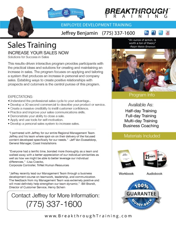 How To Develop A Sales Training Plan Learning Objectives Identify - how to develop a sales training plan