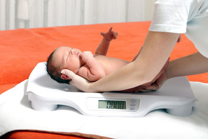 Understanding Your Baby\u0027s Weight Chart - Breastfeeding Support