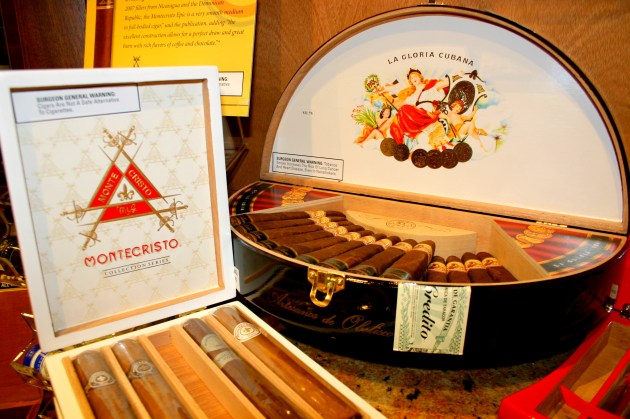 Cigars from the Boerne Wine Company