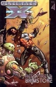 Cover of Ultimate X-Men vol 4