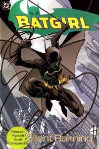 Cover of Batgirl: Silent Running by Kelley Puckett