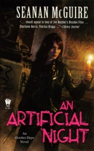 Cover of An Artificial Night by Seanan McGuire
