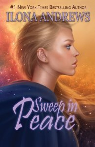 Cover of Sweep in Peace by Ilona Andrews